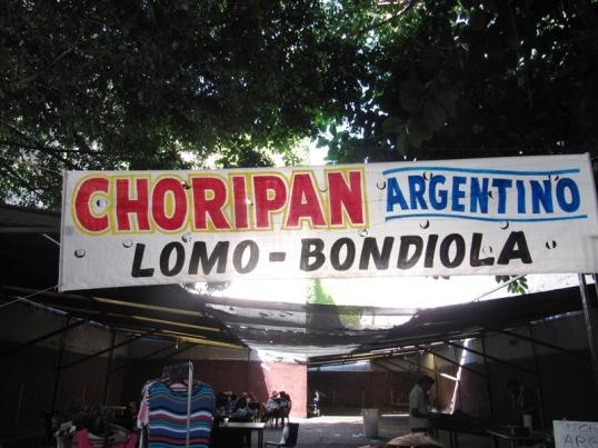 Choripan 01