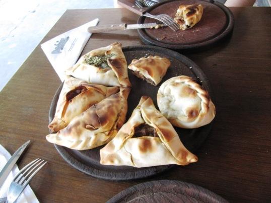 Assorted Empanadas