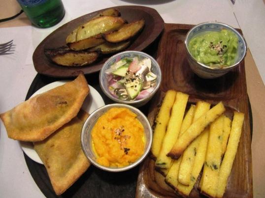 Artemesia #1 - Veggie Platter