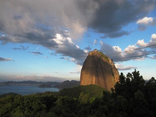 Pão de Açucar from Morro da Urca