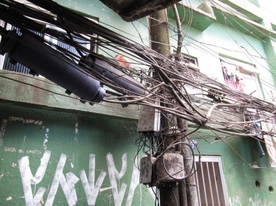 Electricity Nest