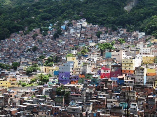 Favela colors