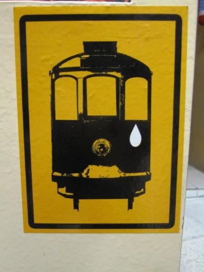 Sad transit breaks my heart