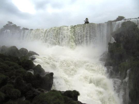 San Martin waterfall