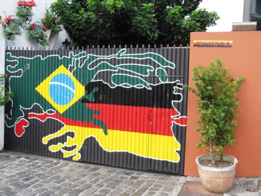 Brazil meets Germany at Schwarzwald´s