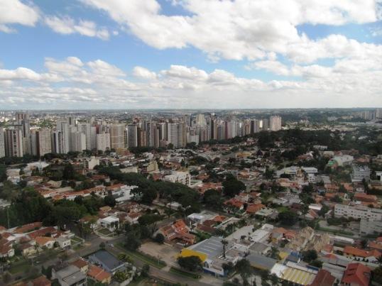Curitiba Skyline 2