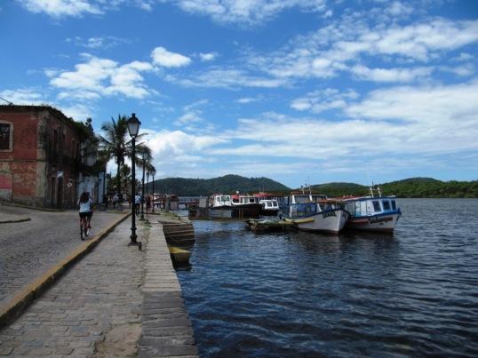 Docks of Parana