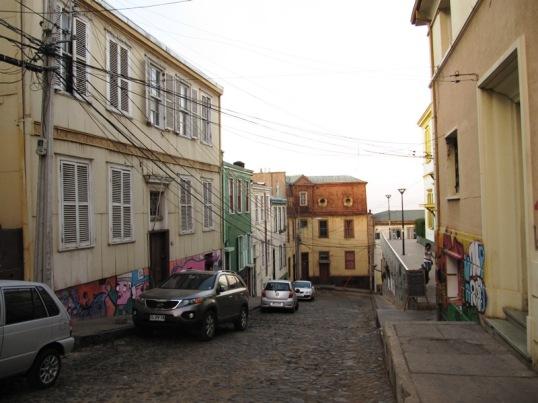 Valparaíso Streets