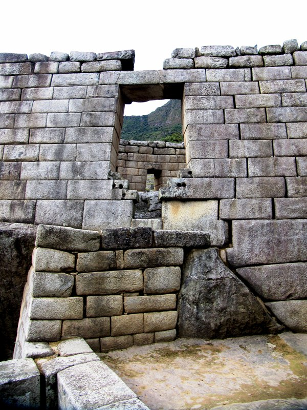 Much Ado About Machu Picchu – Part 3 (by Nathan) | 4 feet ...Inca Buildings And Structures