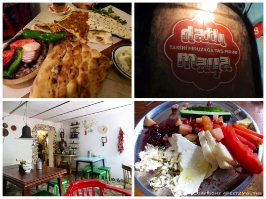 Datli Maya in Istanbul is one of 150 listings on the 4feet2mouths Food Map!