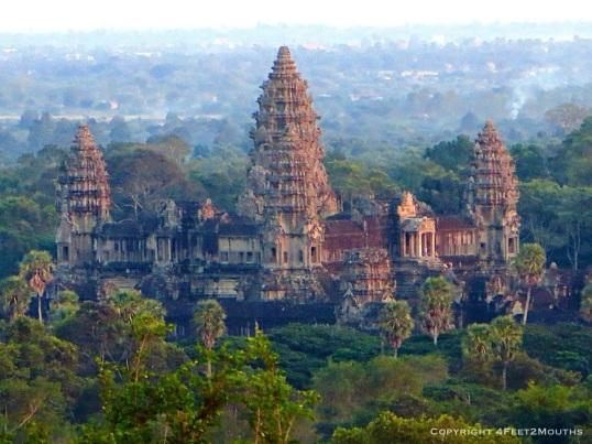 Angkor Wat from Phnom Bakheng