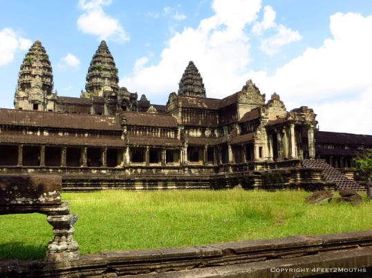 Angkor Wat South