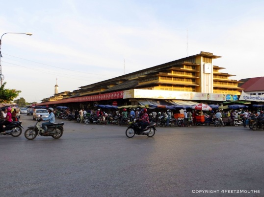 Central market building