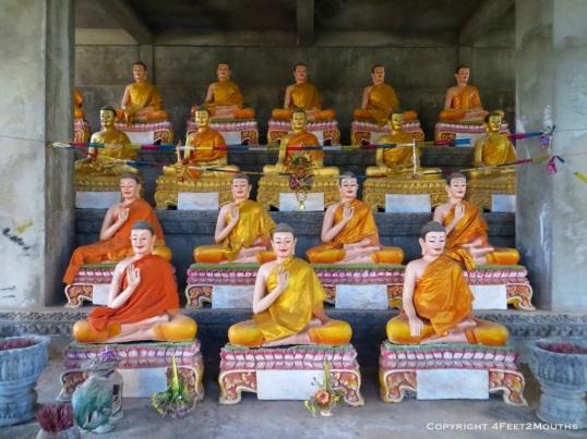 Buddhas Buddhas everywhere