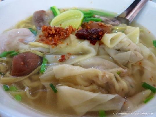 Central market soup