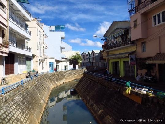 Cute Dalat canal