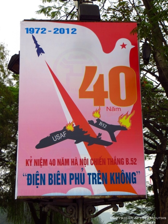 40 years since the bombings of Hanoi