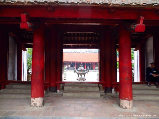 Temple of Literature gateway