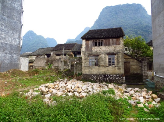 Rustic part of Xingping