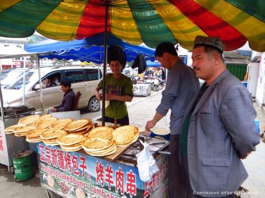 Naan in Yangshuo