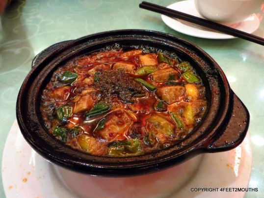 Legendary mapo dofu