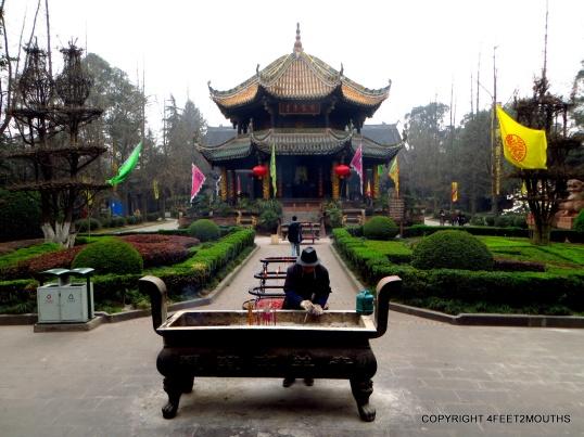 Green Ram Temple