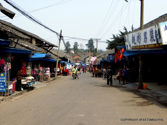 Zigong street