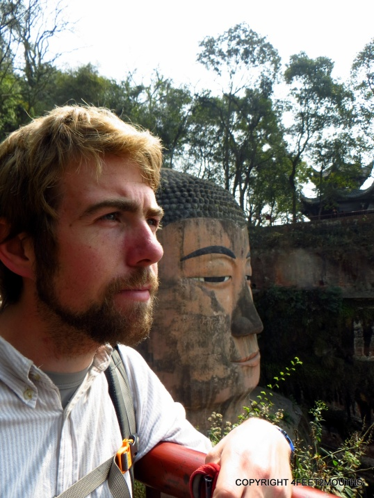 Two visionaries: Nathan and Buddha