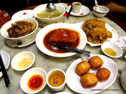 Chowzhou feast