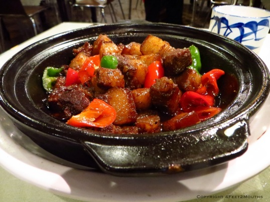 Mao's pork belly, the reason to come to Changsha