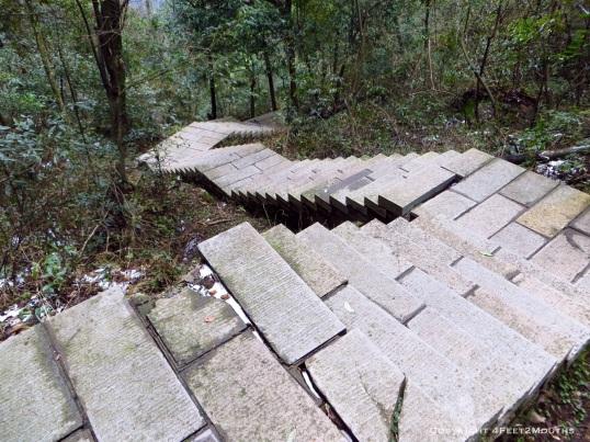 Escher-esque stairs