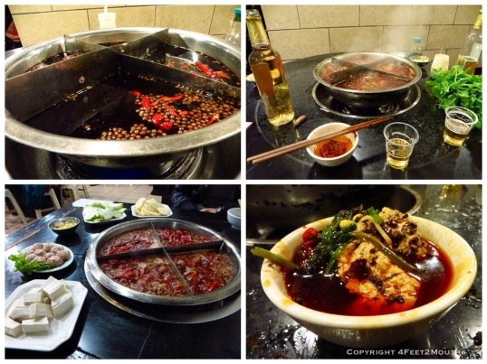 The glorious Chongqing hot pot