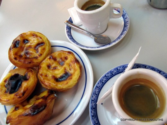 Egg custard tarts first tried in SF, led to a trip to Portugal.  The best in the world are in Belem!