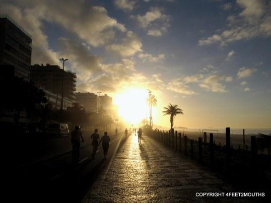 Rio de Janiero - Ipanema Sunrise