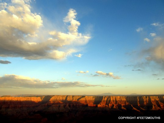 Grand Canyon Sunset from Cape Final