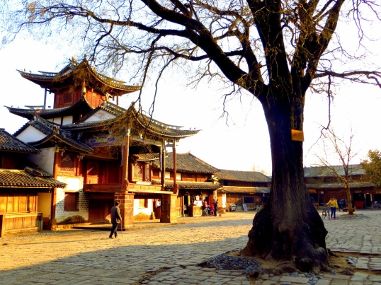 Shaxi, our favorite small town