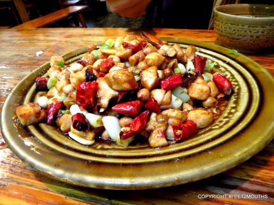Gong Bao Ji (Chicken)