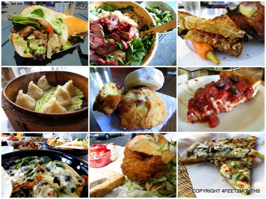 4Feet2mouths Bay Area culinary tour 2012