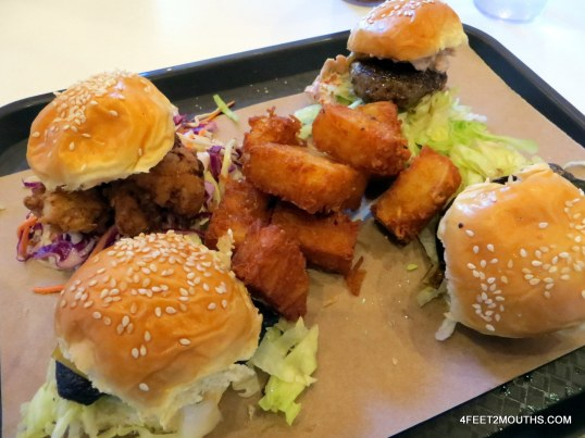 Joe's Sliders