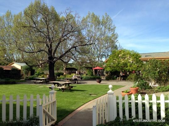 Preston Winery tasting area