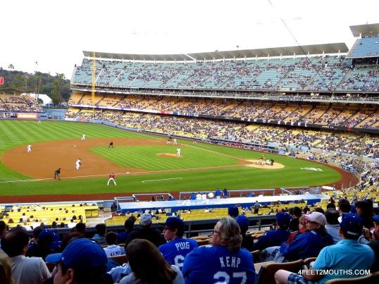 Dodger Game