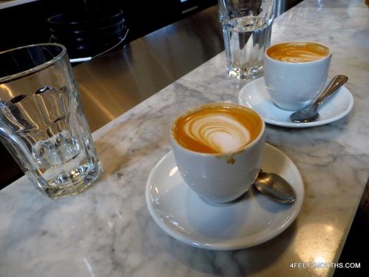 Heart Coffee shop