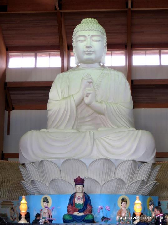 Buddha in the Hudson