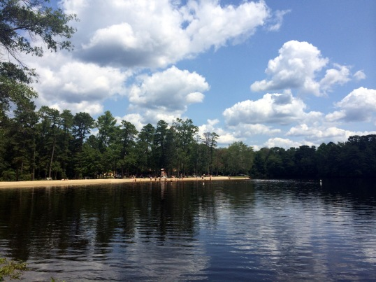 Lake Nummy (photo source: Megan)