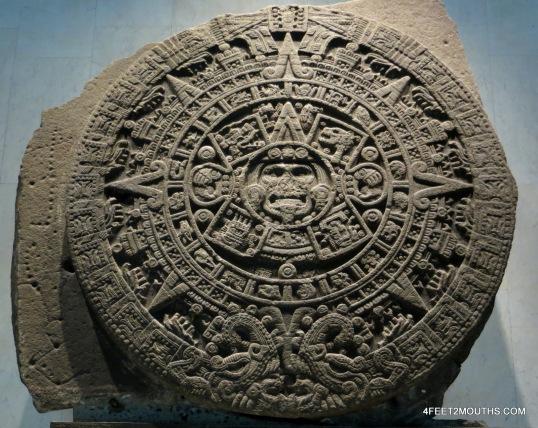 Aztec disc